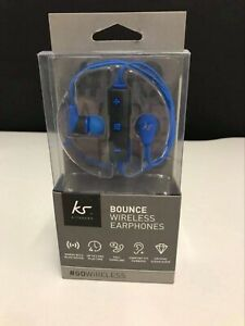 KS Bounce Wireless Headphones