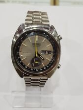 SEIKO Automatic Chronograph 1970`s 6139-6012
