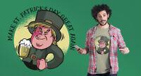 Donald Trump St. Patrick's Day T Shirt - Make Saint Paddys Great Again Irish