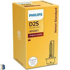 Philips D2S Vision Xenon Ersatzwagen Scheinwerfer Glühlampe 85122C1 HID Single