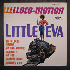 """LITTLE EVA: The Loco-motion LP (Mono, without """"Keep Your Hands Off My Baby"""" ext"""