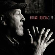 RICHARD THOMPSON – STILL 3X 180G LIMITED DELUXE VINYL LP (NEW/SEALED)