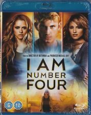 I Am Number Four Blu-Ray _ New Sealed