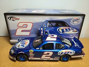 2007 Kurt Busch #2 Miller Lite Penske Racing Dodge 1:24 NASCAR Action MIB