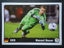 Panini 3/6 manuel neuer Alemania em 2012 Poland-Ucrania