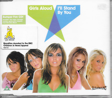 GIRLS ALOUD - I'll stand by you CDM 3TR Enh UK release 2004 RARE!!