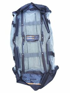 Graco Pack N Play Replacement Clip On Mesh Bassinet Brown