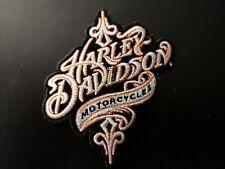Aufnäher Harley Davidson