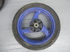 1992 Suzuki katana 600 Rear wheel rim