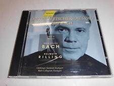CD Fischer-Dieskau chante Bach de Fischer-Dieskau, rilling, BCS