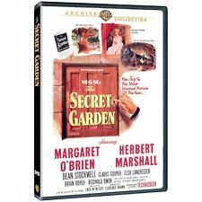 The Secret Garden DVD (1949) - Margaret O'Brien, Herbert Marshall Dean Stockwell