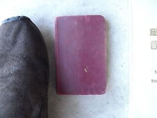 1902 Book Heidelberg Catechism of the Reformed Church