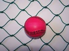 "10' X 2' Baseball Softball Soccer Net Netting Green Polyethylene 2"" #24"
