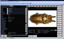 NEW Insect Collector Image Database Software CDROM suit Windows 7/8/10 XP Vista