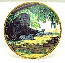 Royal Cat Plates ~ Siesta ~ Lenox Plate ~