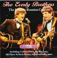 The Everly Brothers - Historic Reunion Concert Vol.2 (CD) (1995)