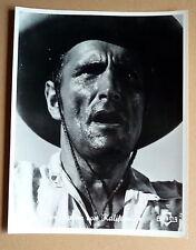LUIS TRENKER * KAISER VON KALIFORNIEN - WA-AUSHANGFOTO - Ger L C - R1936/1950s