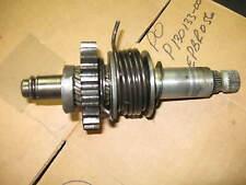 Kick start mechanism shaft gears spring for Yamaha XS650 TX650 XS TX 650