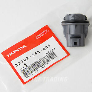 OEM Genuine OEM Honda Civic Accord CR-V Odyssey Pilot Turn Signal Bulb Socket 33