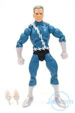 "Marvel Legends 6"" Inch 80 Amazon X-Men Family Matters Quicksilver Loose Complete"