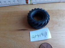 trim for Timber Truck with Crane 6538 Tyre 59x19//1 /& Hub Playmo 1222 Wheel