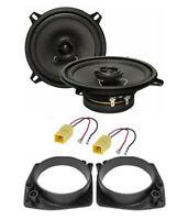 BLACKMUSIC ULS-130 KIT 2 CASSE FIAT PUNTO (176) 93>99 CONN/SUP ALTOPARLANTI AUTO