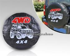 "New universal Spare Wheel Tire Tyre Soft Cover 27"" 4WD"