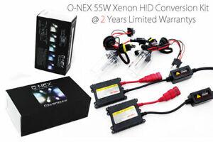 H13 Xenon HID Conversion AC Kit 5000K 6000K 8000K 10000K 12000K White/Blue