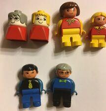 LEGO DUPLO @@  PERSONNAGE VINTAGE @@ FIGURE @@ HOMME 1