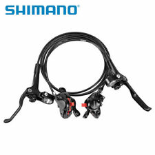 Shimano BR+BL-MT200 MTB Bicycle Bike Hydraulic Disc Set Brake Front & Rear Black