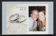 2010 For Special Occasions - S/A $1.20 Weding Rings With Personalised Tab