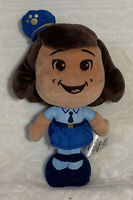 "Disney Store Giggle McDimples Plush Doll 8 1/2"" Toy Story 4 Bean Bag Toy"