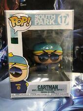 Funko Pop! South Park Eric Cartman Figure #17 w/ Protector