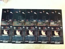 3 2000 RAGE BRIAN PATCH SKATEBOARD CARD LOT