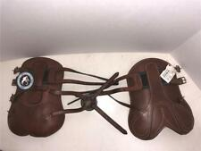 Hadfield's Saddlery Open Front Boot Horse Equestrian NWT