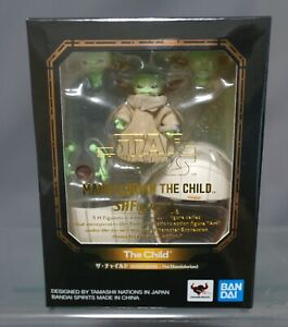 S.H.Figuarts The Child (STAR WARS: The Mandalorian) Bandai Japan NEW