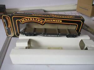 Mainline 37-172 OO Gauge GWR Bogie Bolster Wagon 107291