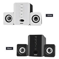 Wired Portable Mini Speaker USB 2.1 Amplifier Radio Music Player for Laptop PC