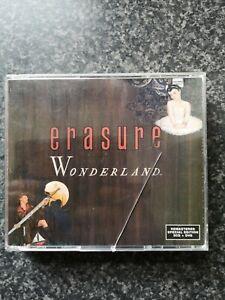 Erasure - Wonderland 2 CD 1 DVD Deluxe Edition