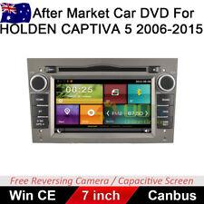 7 Inch Car DVD GPS Car Radio Navigation  For HOLDEN CAPTIVA 5 2006-2015