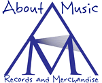 ABOUT MUSIC Records and Merchandise