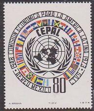 (T12-12) 1974 Mexico 80c C.E.P.A.L