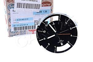 Genuine Volkswagen Clock For Instrument Housing NOS Jetta Rabbit 171919201A