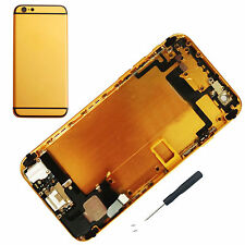 Full Battery Housing For Iphone 5S Replace To Iphone 6 mini Assembly repair Gold