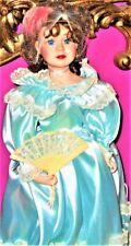 Paradise GallariesTreasury Collec. Premier Edition Meg  NITB Porcelain Doll SALE