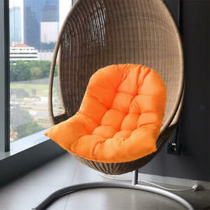 Hanging Chair Cushion Soft Outdoor Indoor Rocking Hammock Pads No Chair