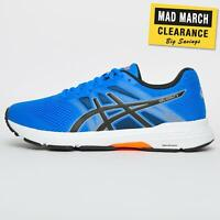 Asics Gel Exalt 5 Mens Premium Running Shoes Fitness Gym Trainers Blue