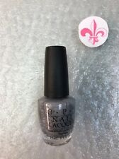 Opi Nail Polish Lacquer By The Light Of The Moon #Hrg41 Silver Color