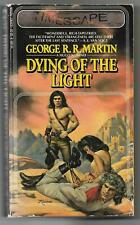 Dying of the Light, by George R.R. Martin - 1978 - Pocket Books - 2nd