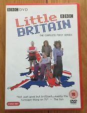 Little Britain - Series 1 (DVD, 2004, 2-Disc Set)